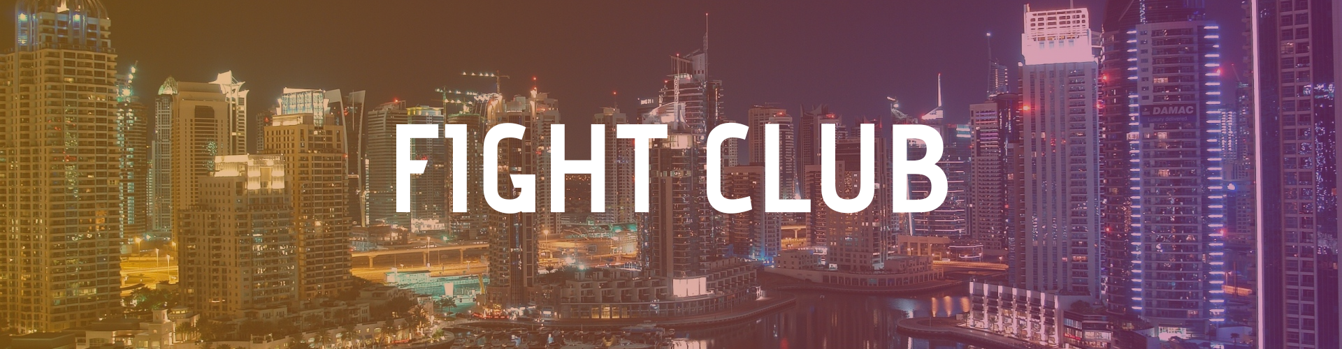 What Can We Learn From Fight Club?